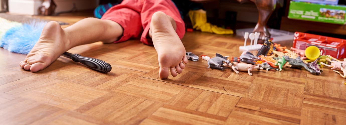 So kannst du eine Schatzsuche für Kinder zuhause veranstalten