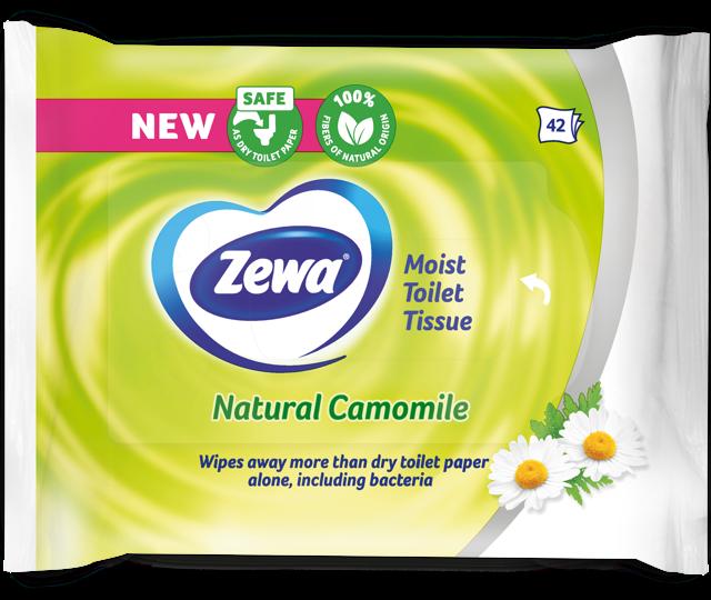 Zewa nedves toalettpapír: hatékony & lehúzható