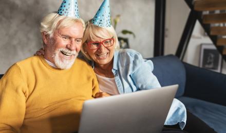 Virtuelle Geburtstagsparty Ideen für eine aufregende Feier