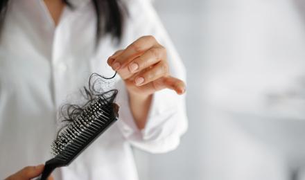Как почистить расческу от волос и грязи