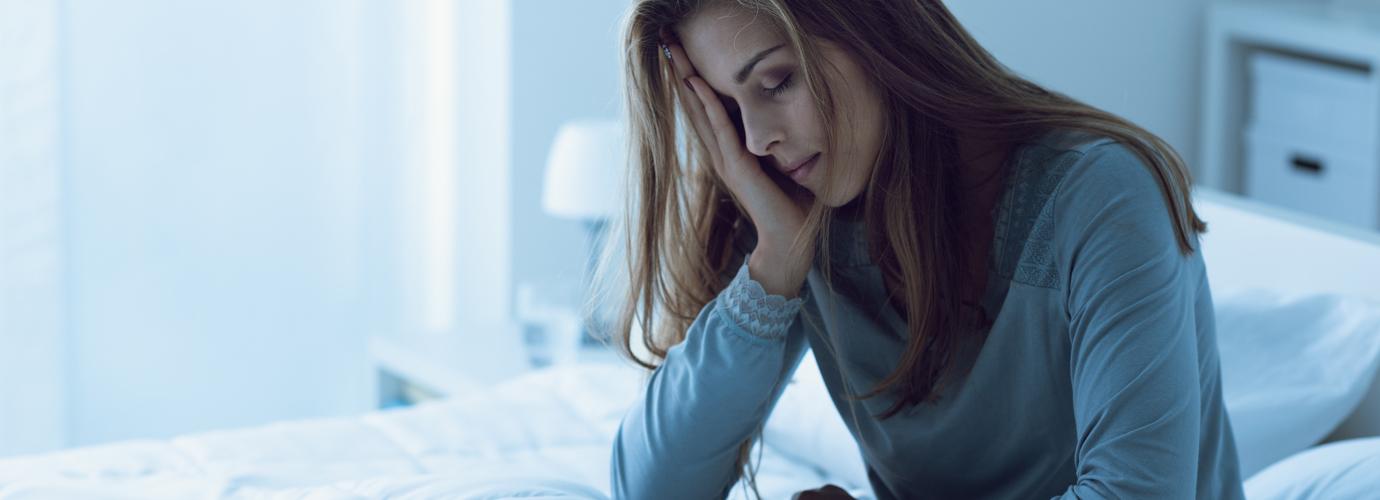 Hogyan befolyásolja a stressz az alvást?
