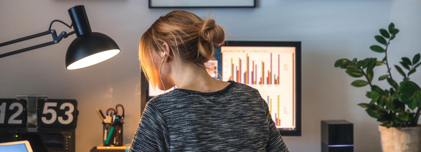 Советы, как обустроить домашний офис