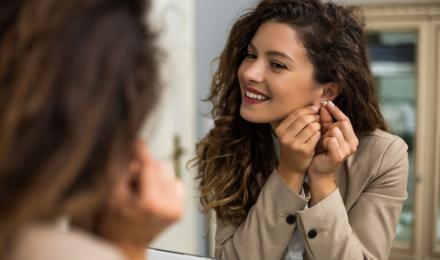 So kann man Ohrringe saubermachen und sterilisieren