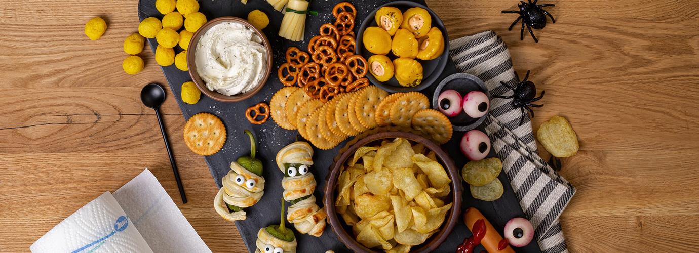 Halloween Snackboard