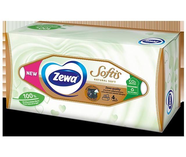 Zewa Natural Soft:Δημιουργήθηκε για εσάς, εμπνευσμένο από τη φύση