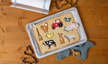 Cookie-Puzzle-Board