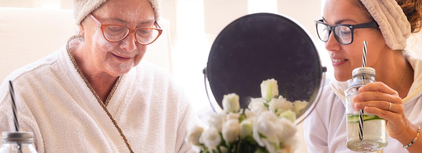 Einfache und doch dekadente Wellness Ideen für Zuhause