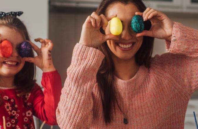 Ostern steht vor der Tür! Wie feierst Du?