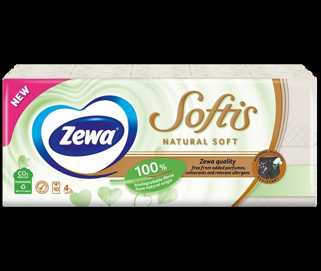 Zewa Natural Soft – stvoreni za vas, inspirirani prirodom
