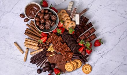 Chocolate-Cookie-Board