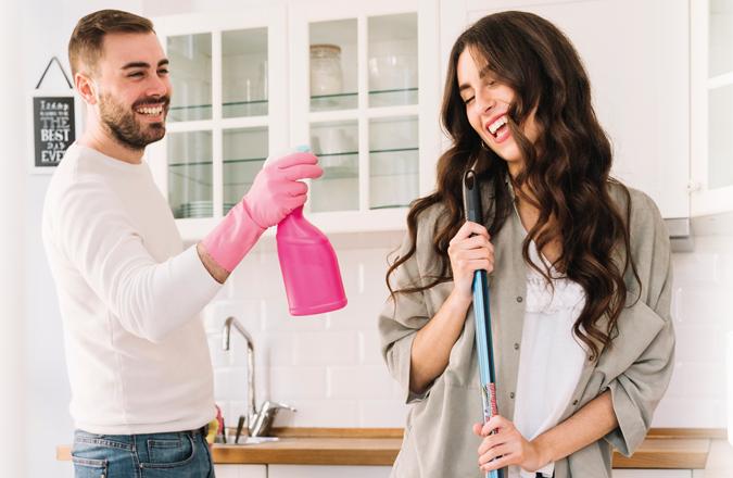 Promoție încheiată:Fii gata de curățenie cu premiile Zewa și Libresse!