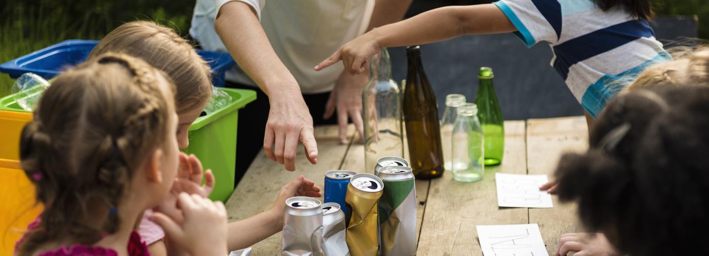 Szórakoztató és kreatív hulladék újrahasznosítás